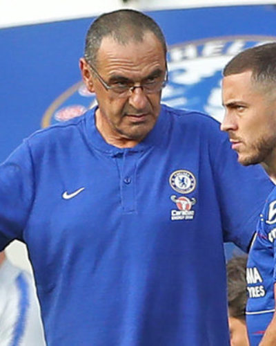 Still room for Improvement: Sarri tells Hazard