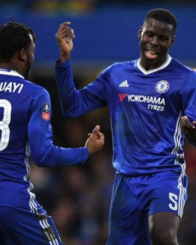 Loan deals for Kourt Zouma and Michy Batshuayi sealed