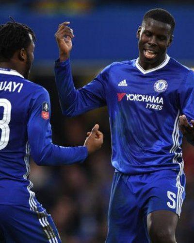 Loan deals for Kourt Zouma and Michy Batshuayi sealed