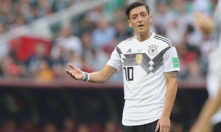 German Football Association President made a shock regret about Mesuit Ozil