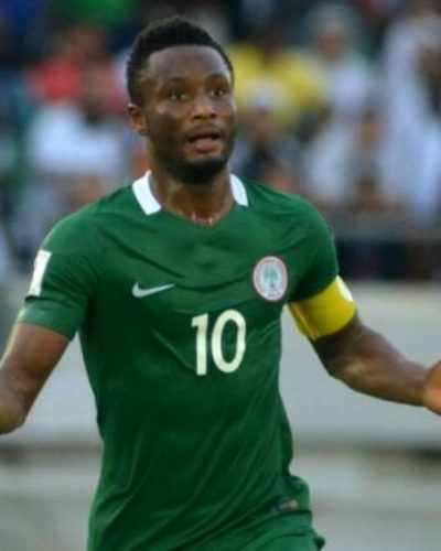 Top Nigeria Football News: Crystal Palace Make Move For Ex-Chelsea Star John Obi Mikel