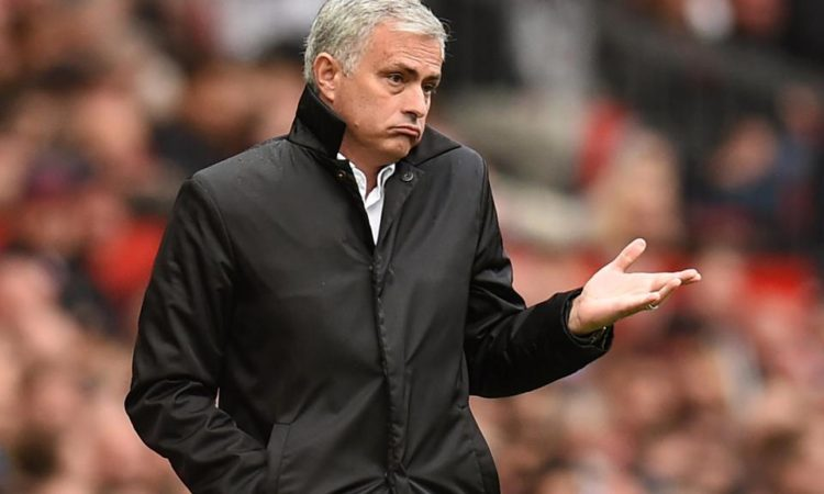 Jose Mourinho gives reason why he can't be sacked at the moment