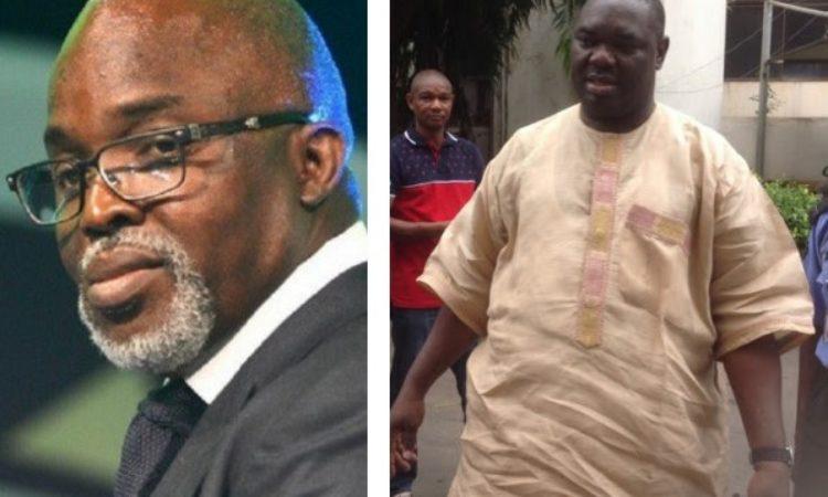 5 trending Nigeria football news today: 1st; Giwa vs Pinnick: NFF crisis takes a new twist