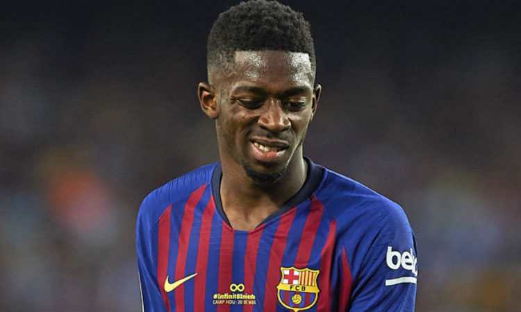 Ousmann Dembele rules out move for Arsenal