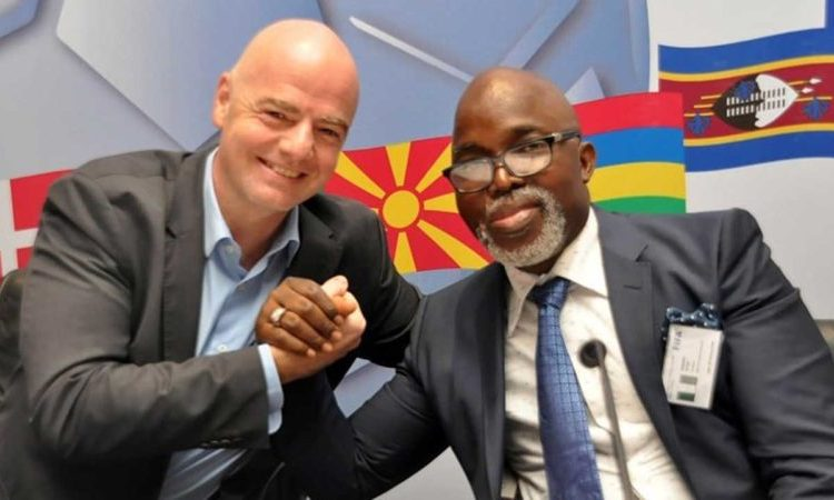 5 Top Nigeria Football News: 1st;Nigeria Endorses Pinnick As NFF President to Avoid FIFA Ban