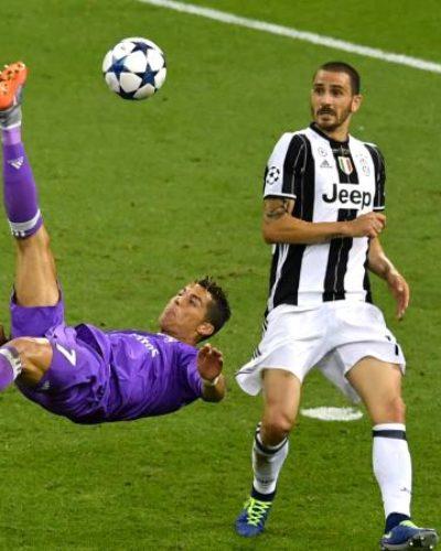 Ronaldo gets his Ideal Central defender as Juventus re-signed Bonucci