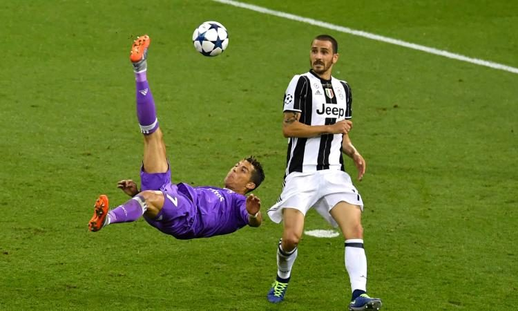 Ronaldo gets his Ideal Central defender as Juventus re-signed Bonucci