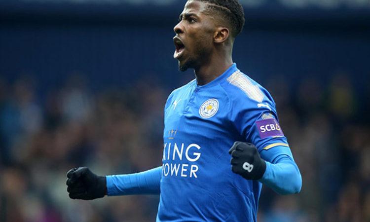 Super Eagle's Kelechi Iheanacho regains Leicester boss confidence