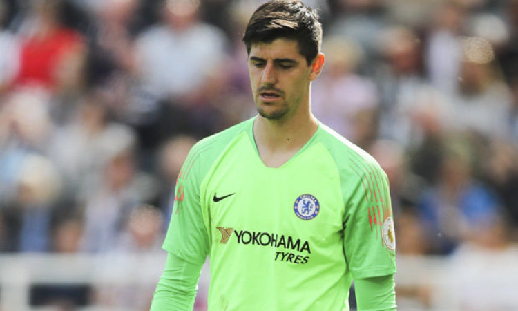 Thibaut Courtois refused to extend his deal, ready to depart Chelsea next summer on free transfer