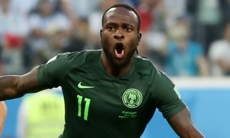 5 Top Trending Nigeria Football News: 1st; Five Great Replacements For Victor Moses In The Super Eagles
