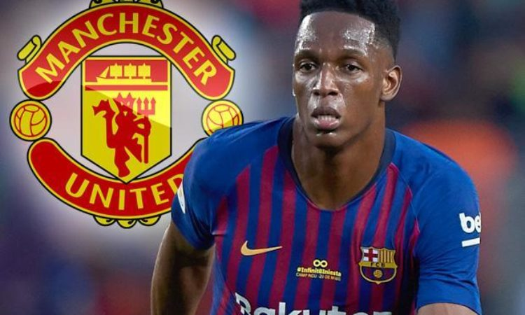 Manchester united turns attention to risk Yerry Mina deal