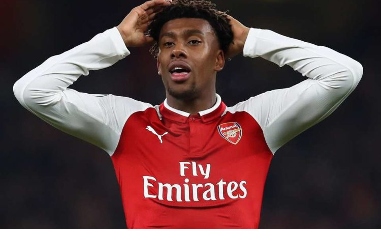 5 Top trending Nigeria football News: 1st; Arsenal Fan still finds Reason to blame Iwobi