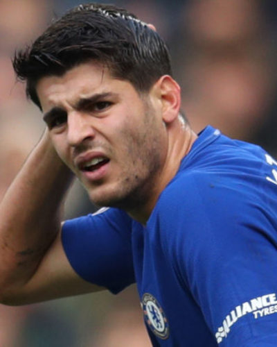 Chelsea chase for a perfect replacement of Alvaro Morata takes a new twist