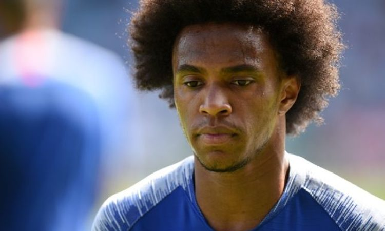 Willian leaks what Sarri told them before Huddersfield game