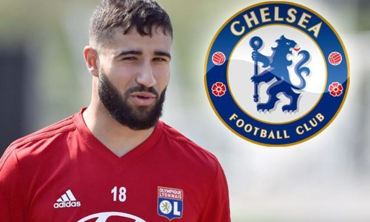 Chelsea in a shock move for Fekir