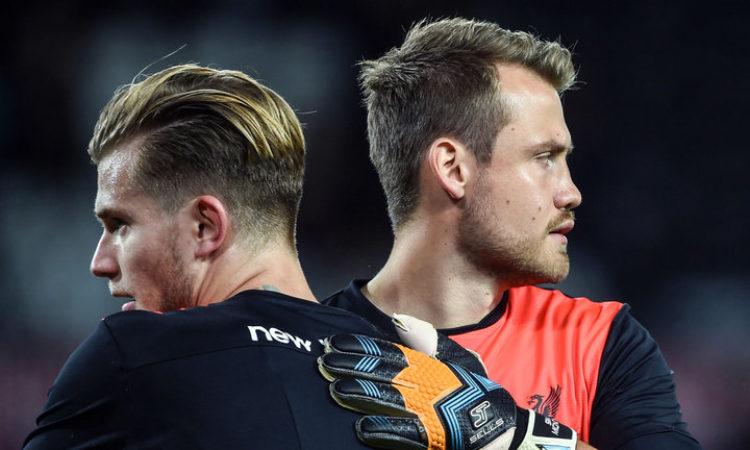 Liverpool considers Karius and Mignolet exit