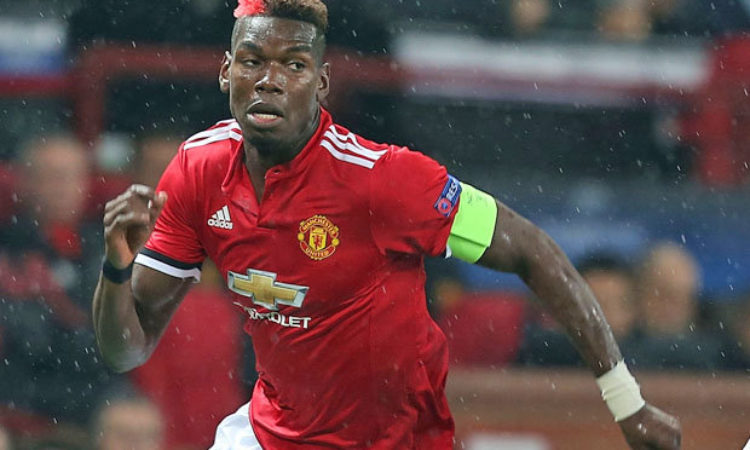 Mourinho gives surprising and concrete reason for making Pogba captain