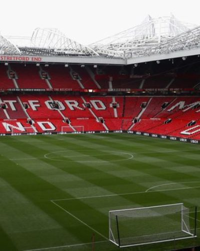 Uncertainty grips Man United: Fan paid for a banner to be flown over Old Trafford