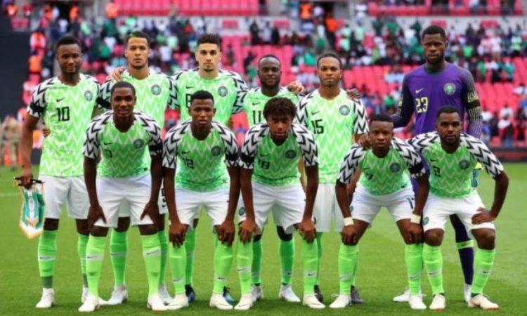 Super Eagles depart for Seychelles