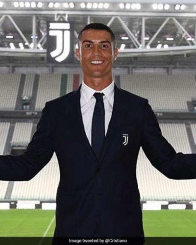 Ibrahimovic Departure buried Italian league-Ronaldo turns it to heaven