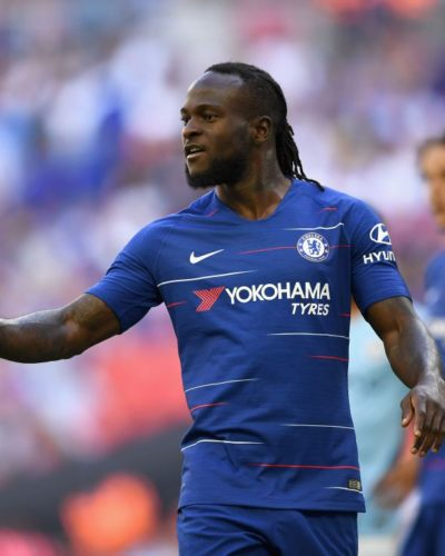 Victor Moses Singles out Ross Barkley as Blues' most impressive player