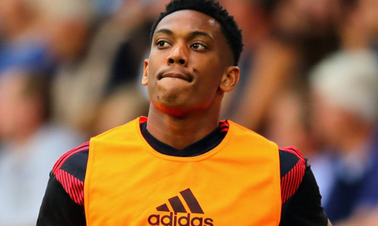 Martial yet to understand his potential: Nemanja Matic