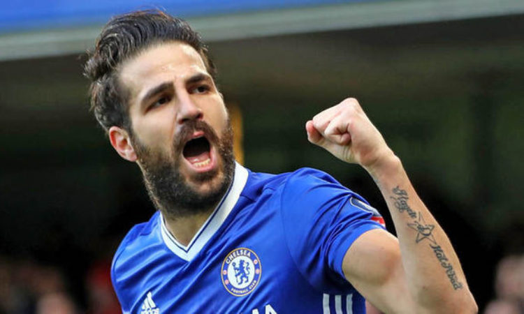 AC Milan weigh the option of landing Fabregas: Leonardo