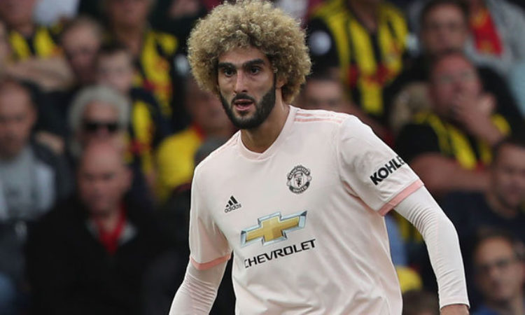Fellaini could be the Key to Manchester United's midfield Problem