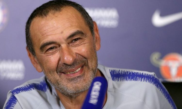 Sarri backs Ianni to redemn himself after touchline fiasco with Mourinho last weekend, Confirms Hazard's absence for Bate game