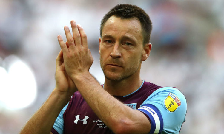 Manchester United linked with a shock move for John Terry
