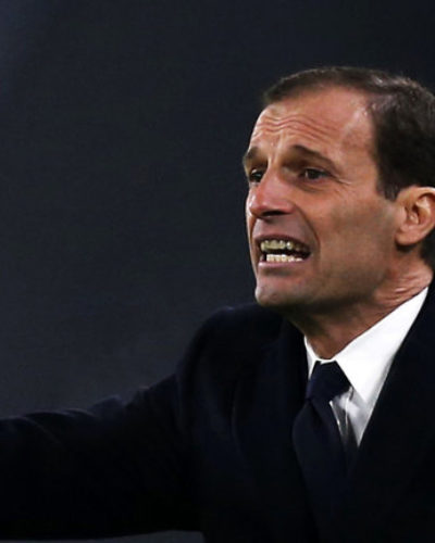Allegri defends Ronaldo after Penalty miss