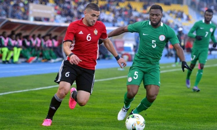 Libya vs Nigeria 2019 AFCON to be played at Algeria