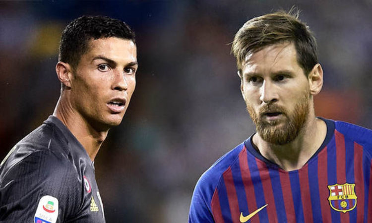 Messi Makes surprising Revelation on Ronaldo's move to Juventus