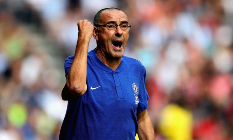 Maurizio Sarri to battle Antonio Conte as he makes plan for January transfer