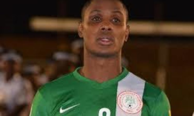 Top Nigeria Football News: Super Eagles Star Odion Ighalo Aiming To Break His Record After Scoring Again