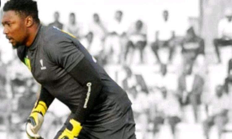 Nigeria goalkeeper anticipates a recall