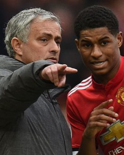 Rashford can feature anywhere in the frontline: Mourinho