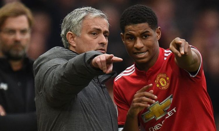 Pressure too much on Marcus Rashford: Jose Mourinho
