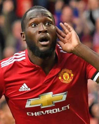 Reports: Solskjaer has no plans to use Lukaku as Centre-Forward