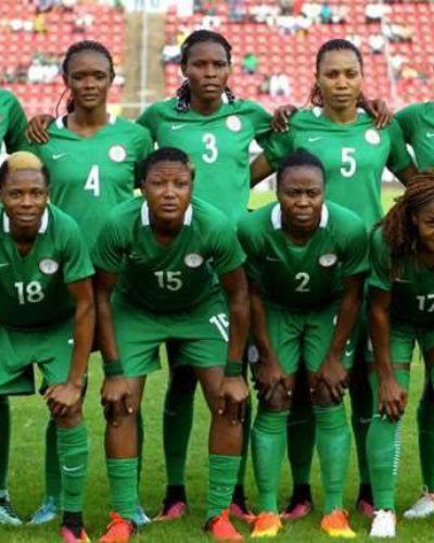 Top Nigeria Football News: Falcons Drop One Spot In FIFA Women's Ranking