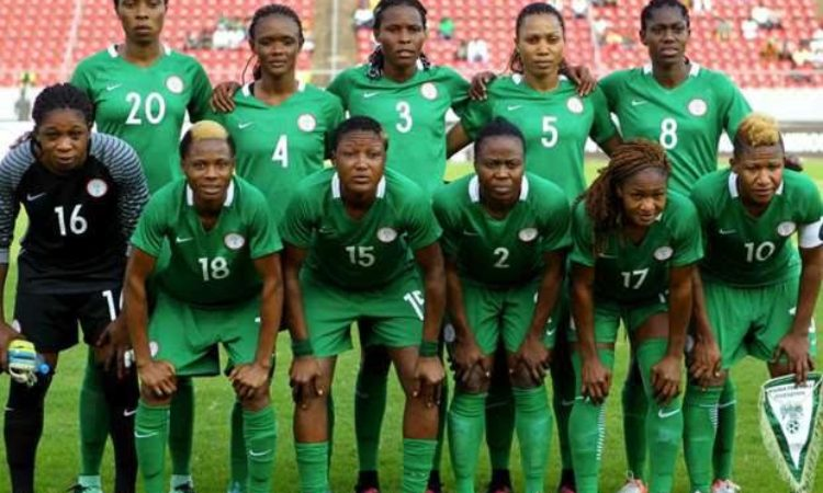 Nigerian female football at a deplorable state