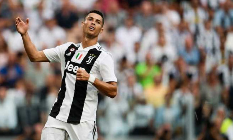 Ronaldo recovers Goal scoring form in time for the Juve's Champion's league ambition