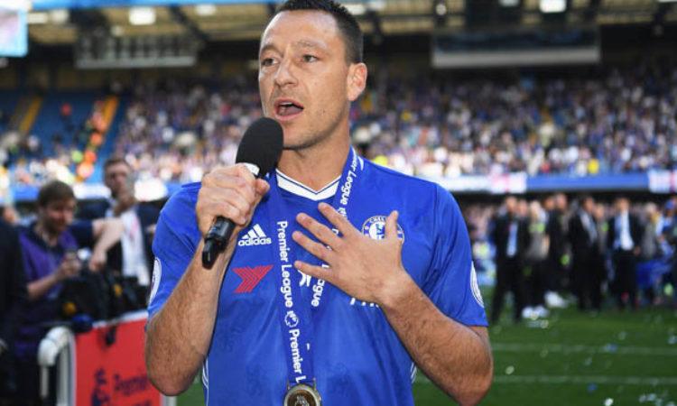 John Terry backs Chelsea to make it to UEFA Champions league next season