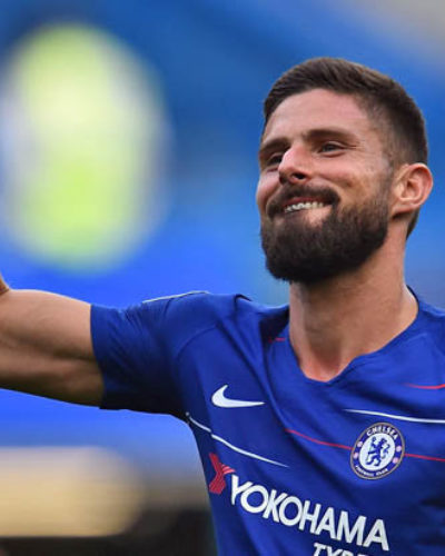 My Competition with Alvaro Morata for Number 9 spot good for Chelsea team: Giroud states