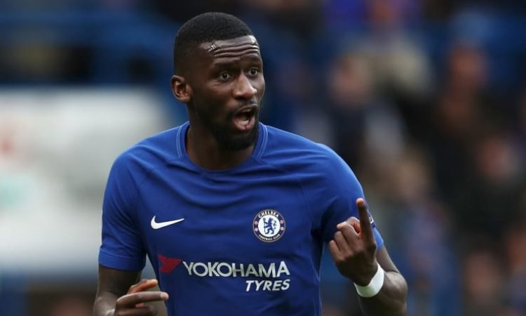 Rudiger fast taking the Terry Role at Chelsea