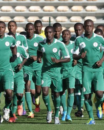 Top Nigeria Football News: Flying Eagles to play Saudi Arabia in Jeddah next week