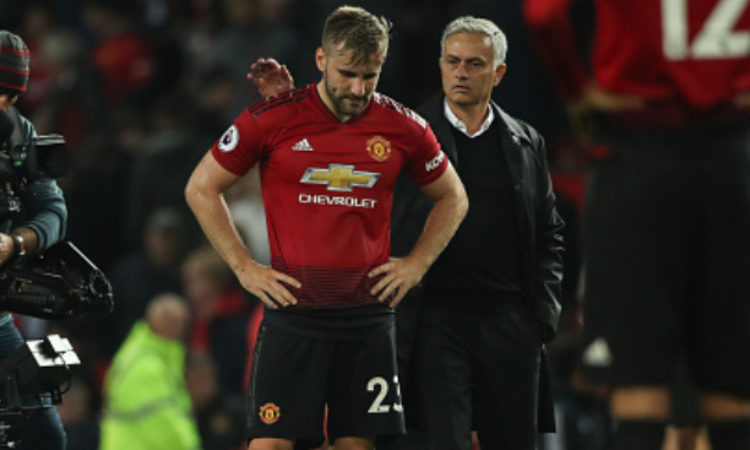 Manchester United to wait on inconsistent Luke Shaw