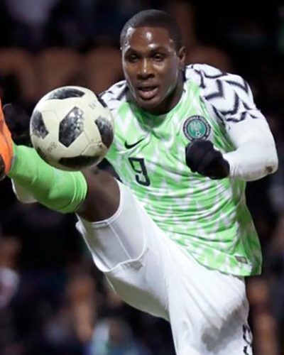 Odion Ighalo misses out to Bakambu on Barcelona transfer