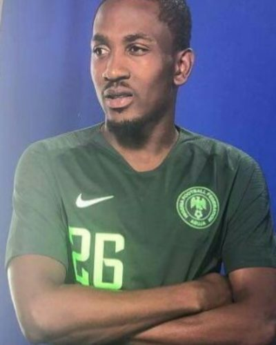 Ajayi honored to make Super Eagle's debut
