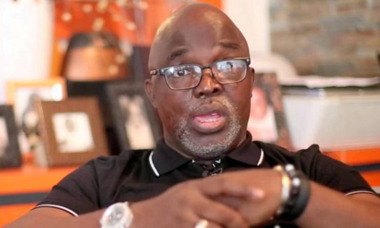 Pinnick dismisses FIFA leaks as a hopeless document